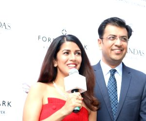 Nimrat Kaur launches Forevermark diamonds festive collection