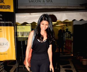 Nimrat Kaur seen in Juhu
