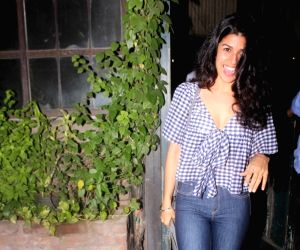 Nimrat Kaur spotted at airport