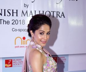 "Red carpet of ""The Walk of Mijwan"" - Nushrat Bharucha"