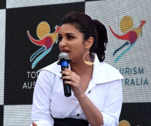 Parineeti Chopra during a programme