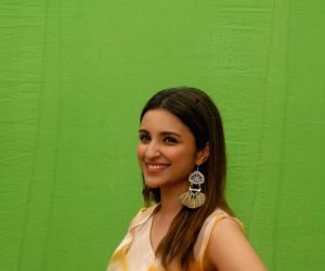 Promotion of film Meri Pyaari Bindu