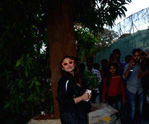 Parineeti Chopra seen at Bandra