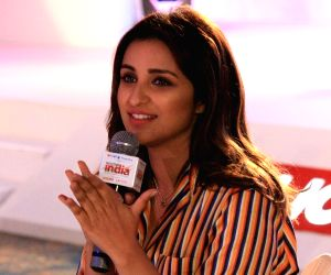 Parineeti Chopra enjoys time out in Melbourne