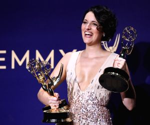 Phoebe Waller-Bridge's 'Fleabag' wins big at Emmys