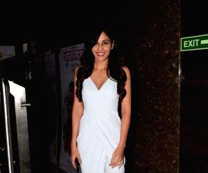 """Special screening of her film """"Aiyaary"""" - Pooja Chopra"""