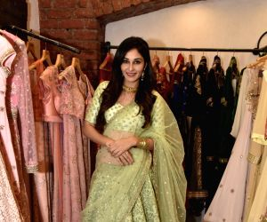 Pooja Chopra during a programme