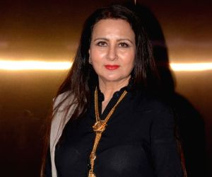 Poonam Dhillon: Biswajit is a never give up actor and a star