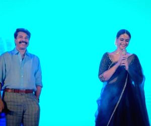 Free Photo: Mammootty  is a down-to-earth celebrity: Prachi Tehlan