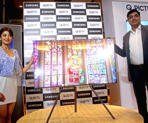 Samsung QLED TV - launch