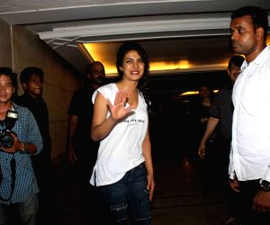 Priyanka Chopra's Birthday bash