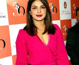 Desi girl forever, says Priyanka as Salman welcomes her to 'Bharat'