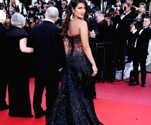 Priyanka Chopra at 2019 Cannes Film Festival in France