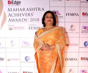 Maharashtra Achievers Awards 2018 - Madhu Chopra