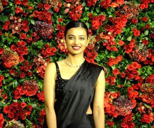 Ranveer-Deepika's wedding reception - Radhika Apte