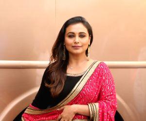 File Photos: Rani Mukerji
