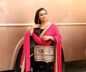 Dance India Dance show - Rani Mukerji