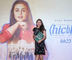 'Hichki' story has universal resonance: Rani Mukerji