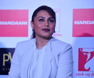 Rani Mukerji: 'Mardaani 2' has an important social message