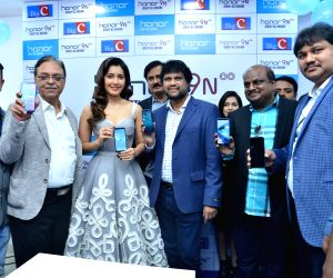 "Rashi Khanna at the launch of ""Honor 9N"" smartphone"