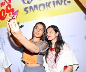 "Quit Smoking"" campaign - Rashi Khanna"