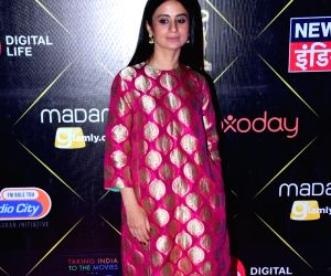 iReel Awards 2018 - Rasika Dugal