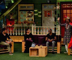 The Kapil Sharma Show: DJ Bravo and Raveena Tandon