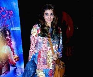 "Special screening of film ""Kuch Bheege Alfaaz"" - Raveena Tandon"