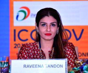 International Women's Day - Raveena Tandon