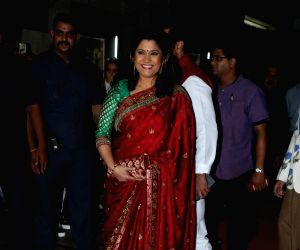 Renuka Shahane to Amruta Fadnavis: Don't politicise Sushant's death