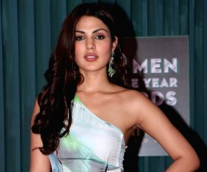 Rhea Chakraborty steals Femina Awards red carpet with her stunning look