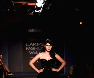 Lakme Fashion Week Winter/Festive 2019 - Rhea Chakraborty