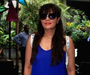 Richa Chadda attends Thespo youth theatre festival