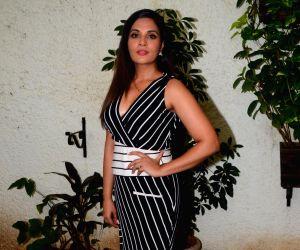 "Trailer launch of film ""Jia Aur Jai""- Richa Chadda"