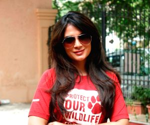 Richa Chadda unveiled Country Club's New Property