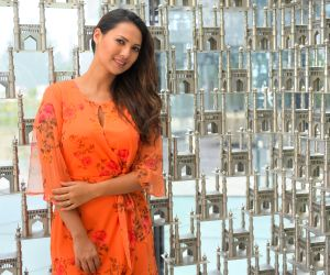 Rochelle Rao during a photoshoot
