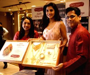 Rukmini Maitra launches Akshaya Tritiya Jewellery Collection