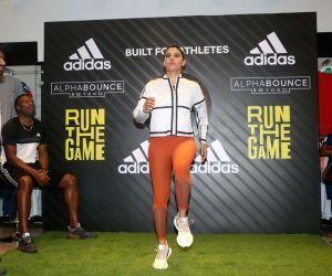 Adidas - Saiyami Kher