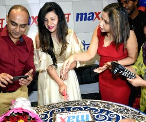 Sambhavna Seth at the launch of a store