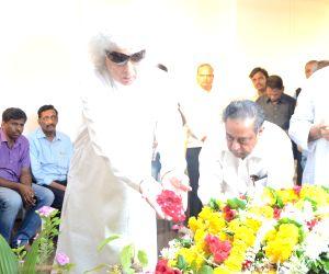 Kishori Amonkar's funeral