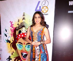 "Act Fest 2019"" - Sara Ali Khan"