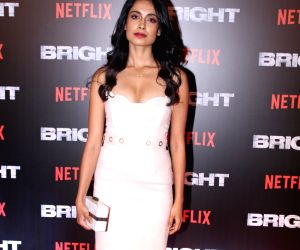 "Special screening of film ""Bright"" - Sarah Jane Dias"