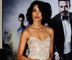 Success Party of Web Series 'Inside Edge'- Sarah Jane Dias