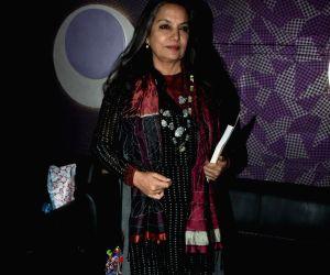 Cine And Tv Artistes Association - Shabana Azmi