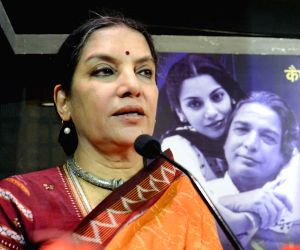 Shabana lauds Javed Akhtar for 'Vision Juhu'