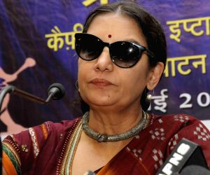 Shabana Azmi hurt in road accident on Mumbai-Pune Expressway