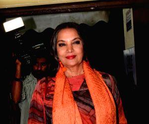 Shabana Azmi denies 'anti-national' quote attributed to her