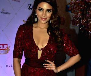 Happy, content at where I've reached: Shama Sikander