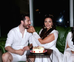 Shama Sikander birthday bash