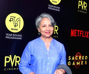 "Special screening of film - ""Sacred Games"